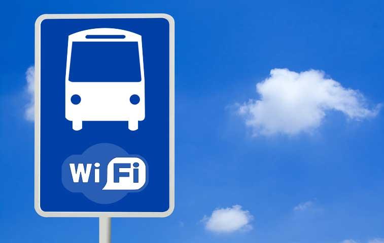 Cartagineses pueden usar wifi gratis en el bus