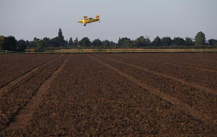 Nestlé transforma desechos de leche en agua por  sequía en California