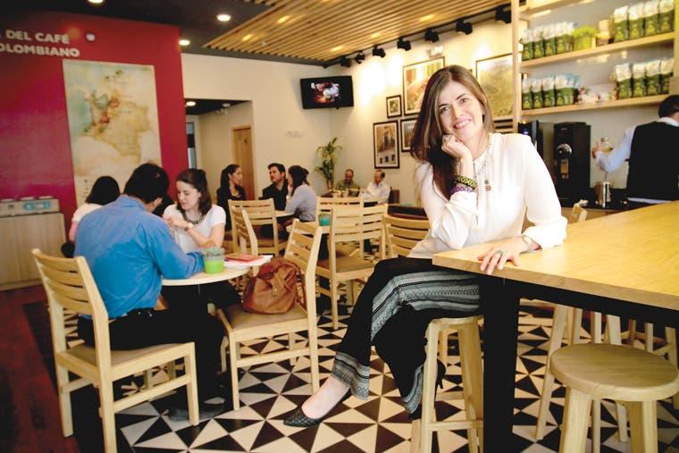 Juan Valdez agita mercado de cafeterías