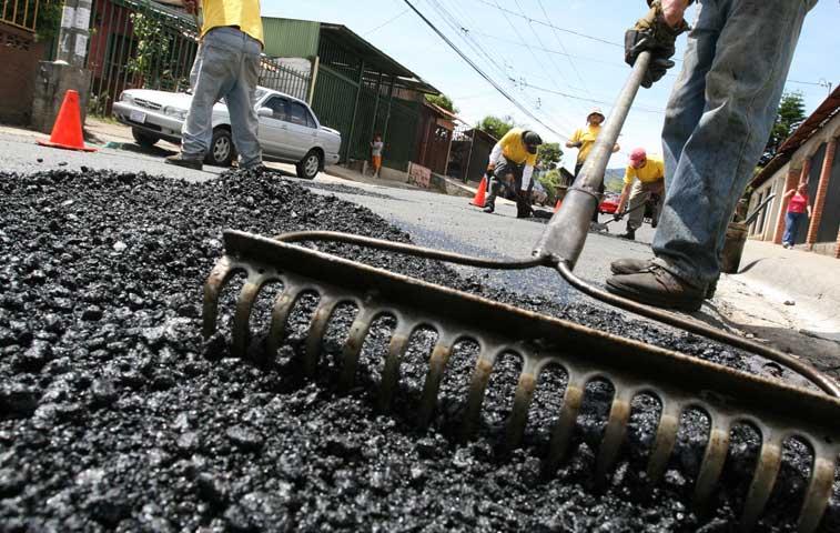 ¢126 mil millones para carreteras cantonales
