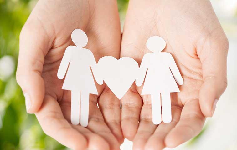 Unión libre y diversidad sexual tendrán reconocimiento estatal