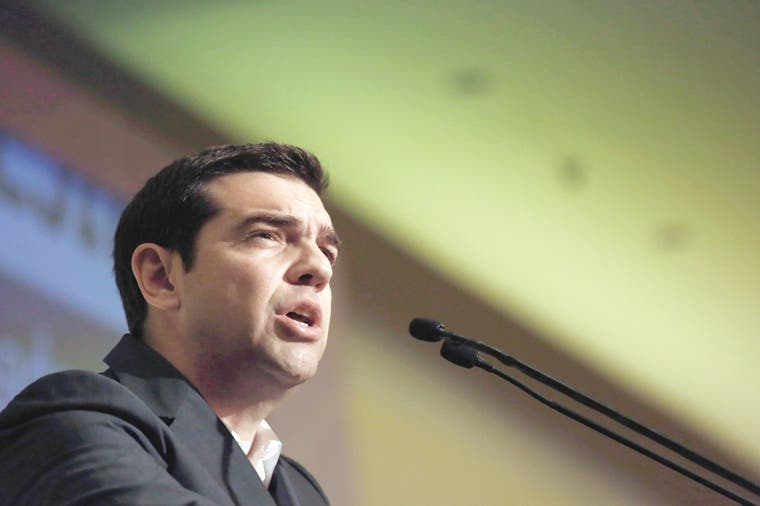 """Primer Ministro de Grecia sería el mayor obstáculo para evitar el """"default"""""""