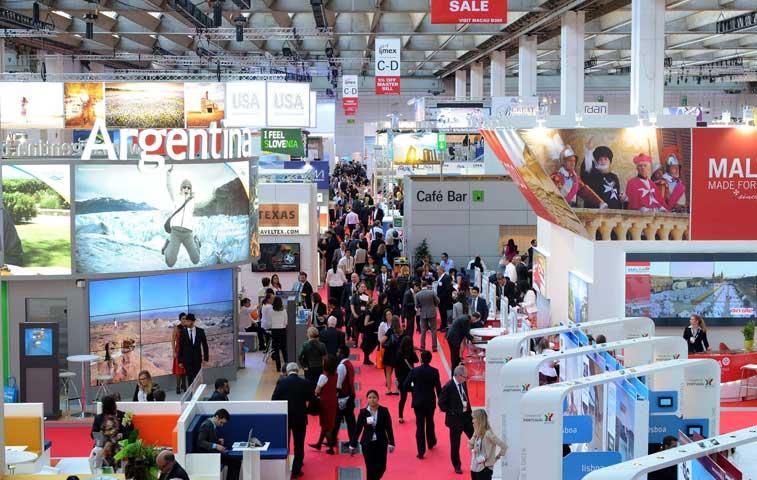 Empresas nacionales se promocionan en reconocida feria de turismo