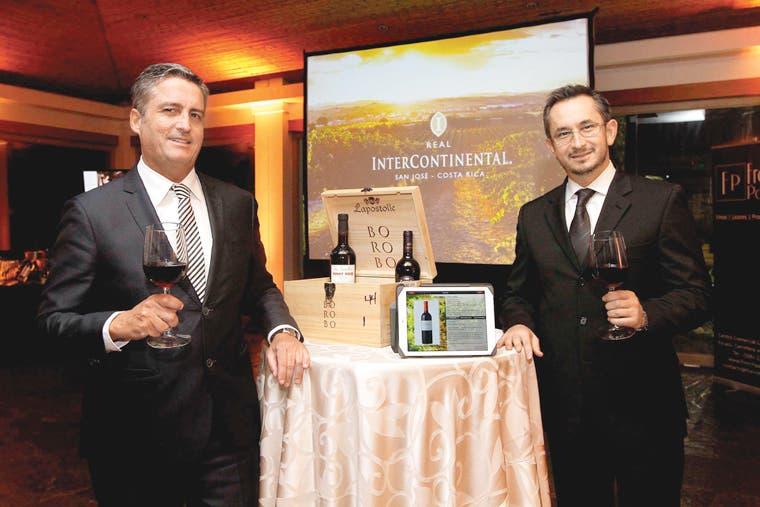 Tecnología lo acerca a degustar un buen vino
