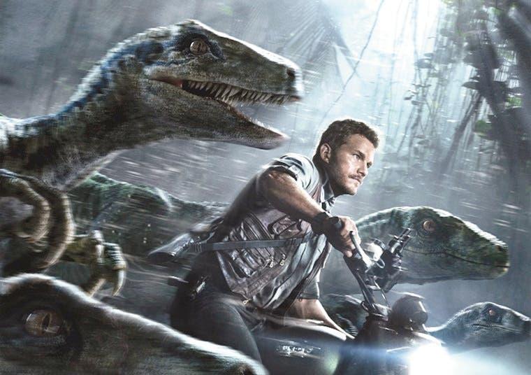 Jurassic World alista su estreno