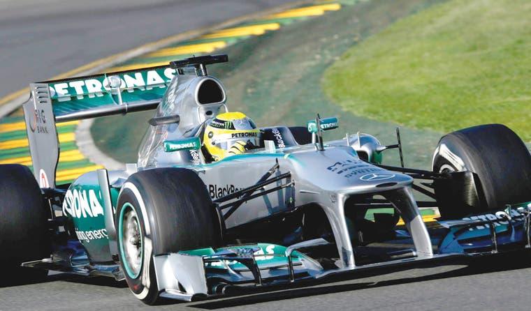 Hamilton y Rosberg vuelven a Mónaco