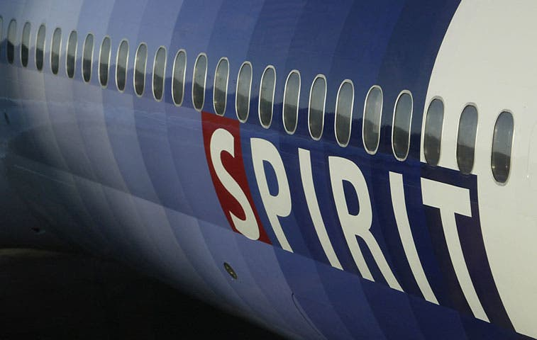 Spirit Airlines añade ruta a Houston