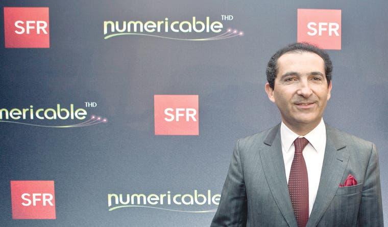 Multimillonario francés quiere dominar negocio del cable en EE.UU.