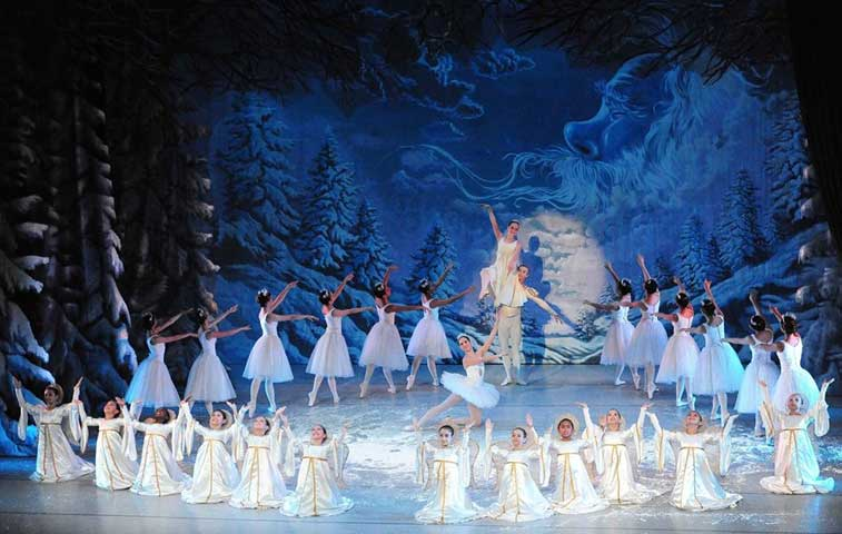 "Inician audiciones para temporada del Ballet ""El Cascanueces"" 2015"