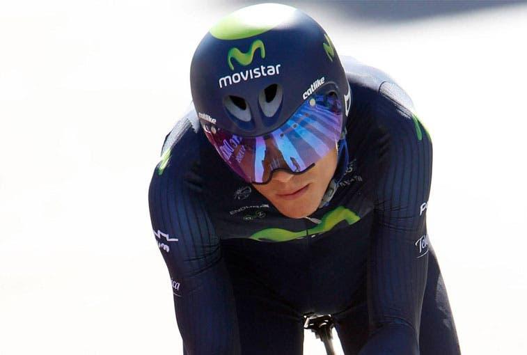 Amador se sube al podio y es tercero en la general del Giro