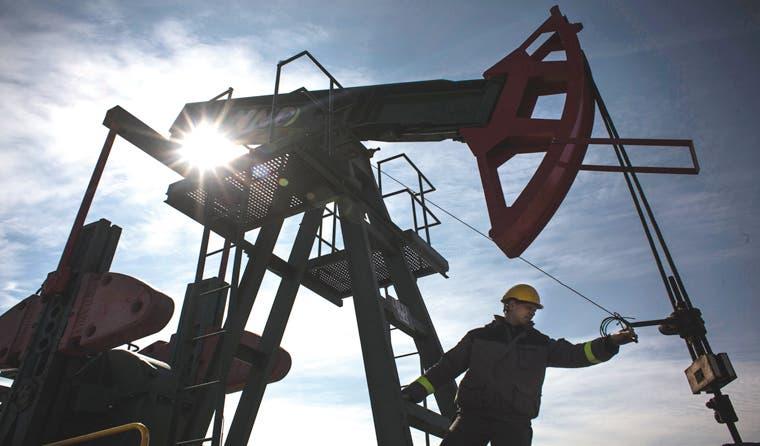 Mercado de petróleo poco inquieto por tensión mundial