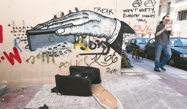 Basta de arreglos rápidos y sucios para Grecia