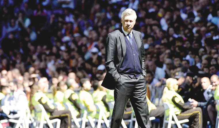 Real Madrid busca entrenador