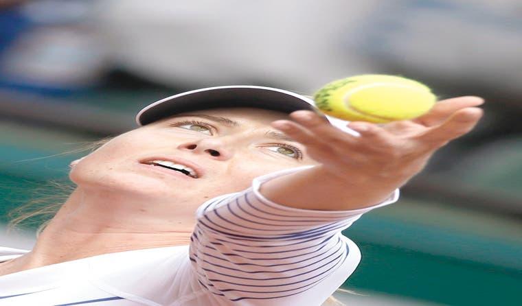 Ganó Sharapova