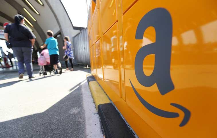 Amazon comienza a tributar en varios países europeos