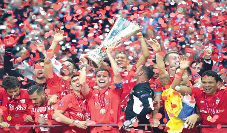 ¡Sevilla bicampeón!