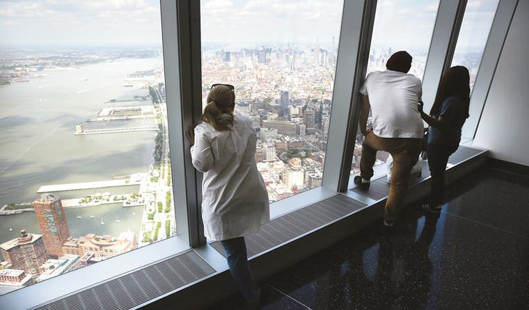 Inicia observador en World Trade Center