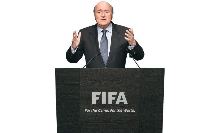 FIFA ante unas elecciones bochornosas