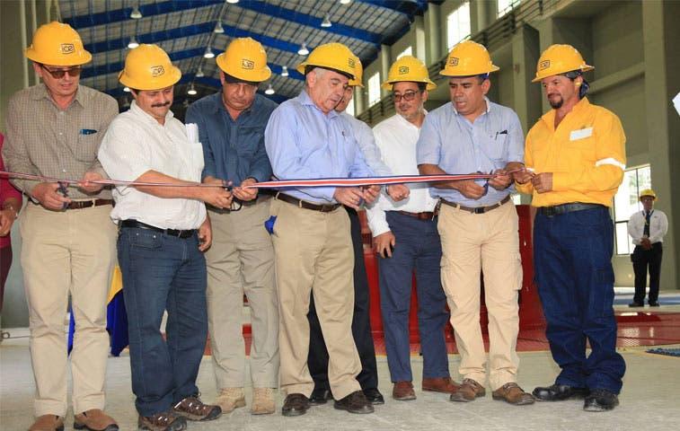 BCIE financió $140 millones para ampliar Hidroeléctrica Cachí