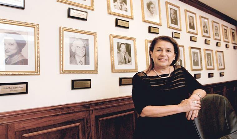 """Sonia Marta Mora: """"El FEES no debe involucrarse en este debate"""""""