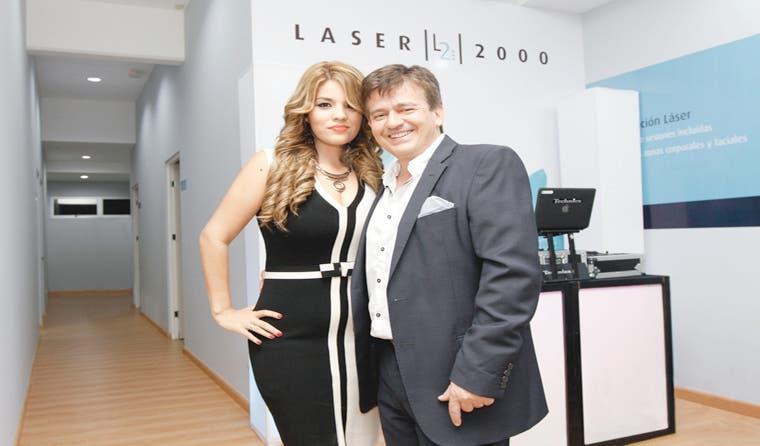 Láser 2000 abre centro de medicina estética