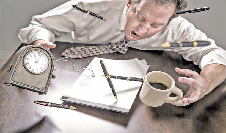 """¿Su oficina sufre del síndrome """"burnout""""?"""