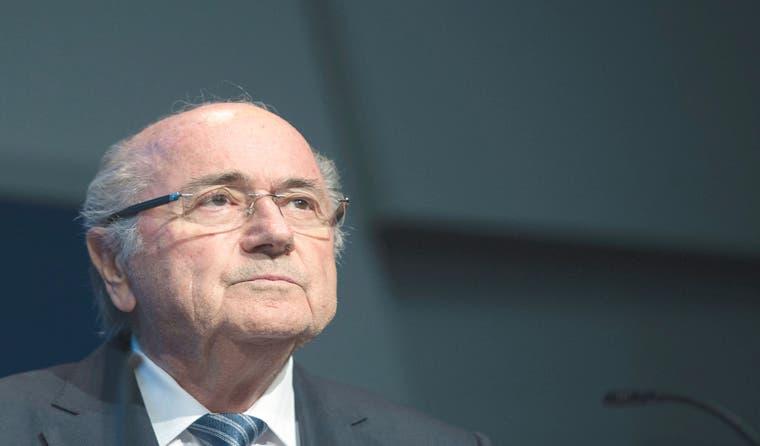 El fin de Blatter