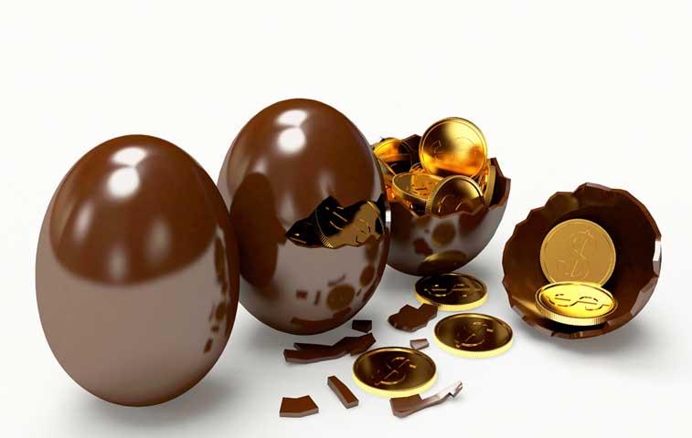 Importaciones a la baja, chocolates al alza