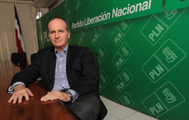 Figueres pide a Liberación no levantar castigo a Johnny