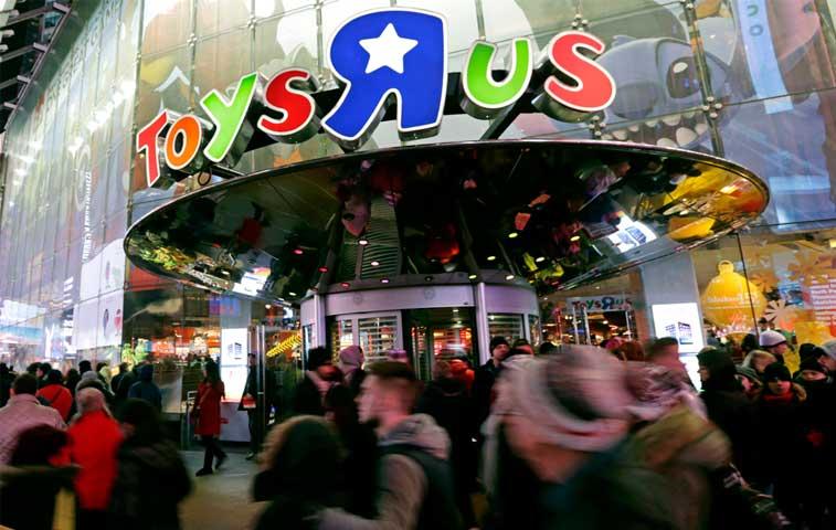 Nuevo CEO de Toys 'R' Us podría ganar $50 millones