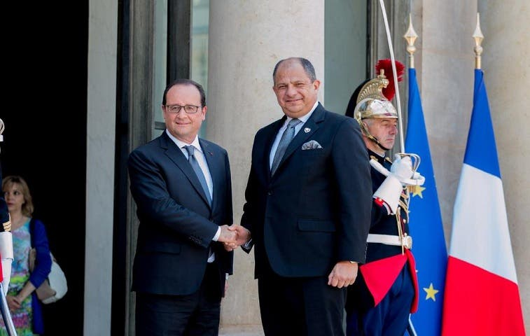 Francia cooperará con tres programas educativos en Costa Rica