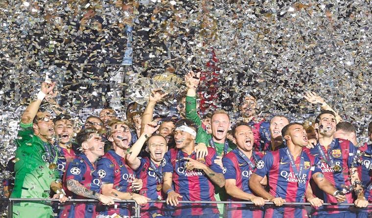 Barça, rey de Europa