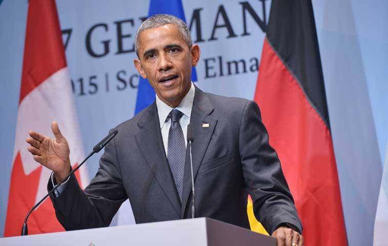 Obama ve a Rusia aislada: Sus acciones en Ucrania la perjudican
