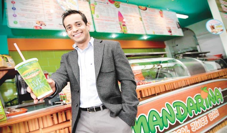 Convierta su negocio en un local de Mandarina