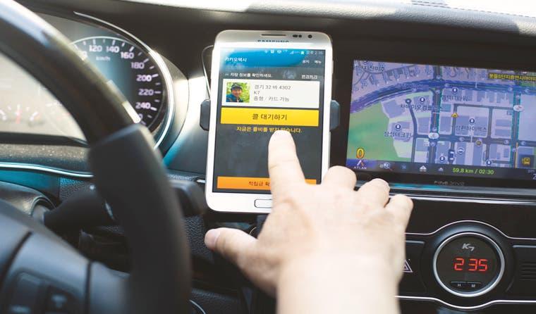 Aplicación ampliaría servicio a Nueva York después de derrotar a Uber en Seúl