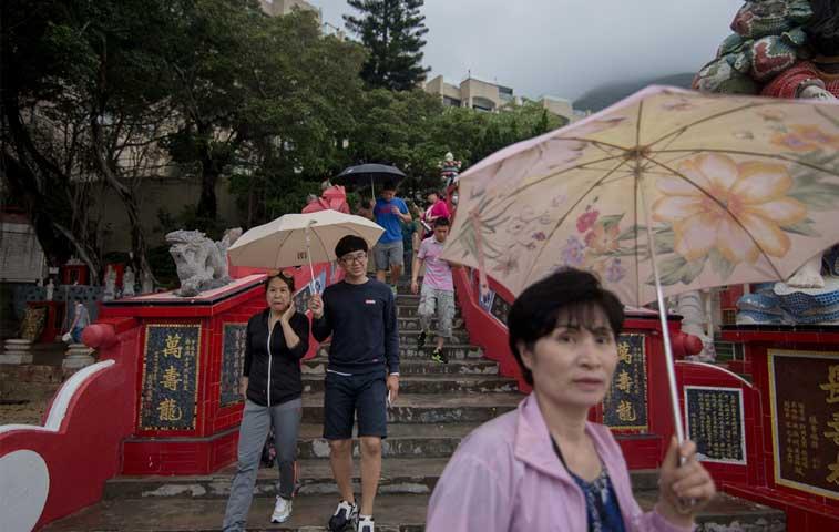 El alza de $6,5 billones de China  hace historia en el mercado bursátil
