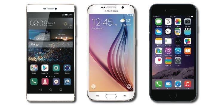 Huawei va tras primer lugar de Samsung