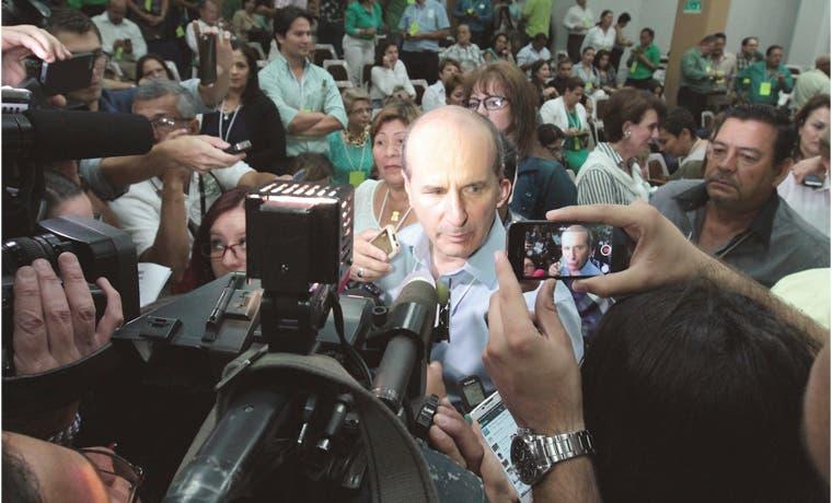Figueres salva liderazgo en PLN