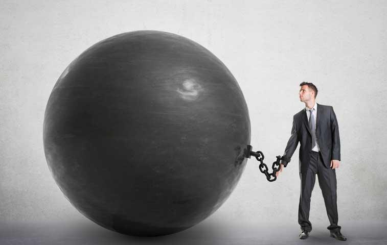 Pago de intereses de deuda crece 44%