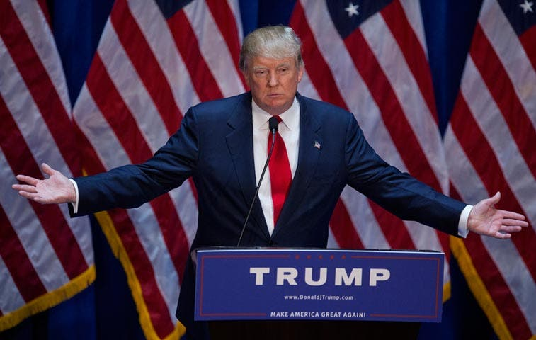 ¿Qué tan rico es Donald Trump?