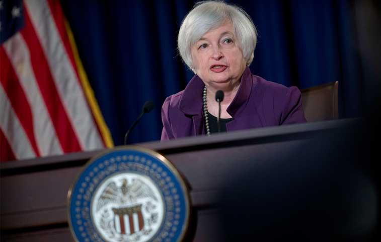 Reserva Federal aplaza el alza en tasa de interés