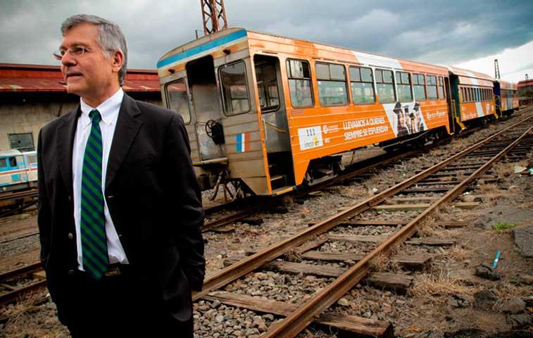 Modernización del tren se acerca al Plenario