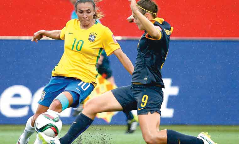 ¡Eliminado Brasil!