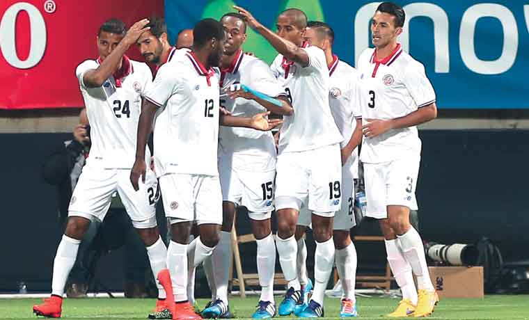 Copa Oro en el horizonte