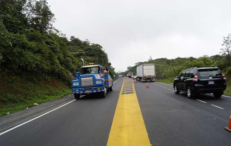 Ruta 32 se mantiene sin paso