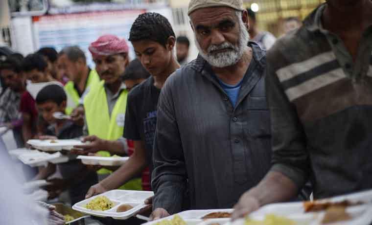 Mundo rico es culpable de la crisis mundial de refugiados