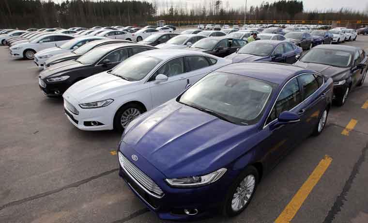 Ford adopta autos compartidos con plan de alquiler para propietarios