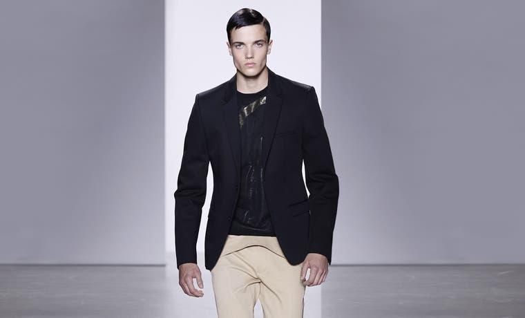Aires italianos inspiran a Calvin Klein
