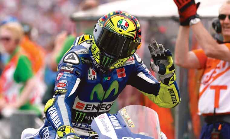 """Rossi, un """"perro viejo"""""""