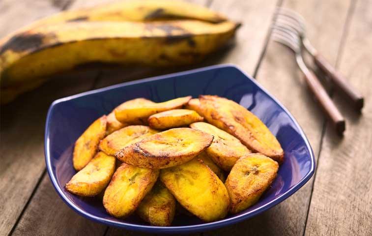 Precio del plátano aumentó 7% por escasez a causa de lluvias